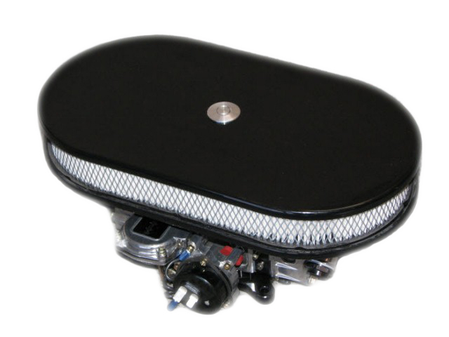 Custom Low Profile Air Cleaner : Air cleaner